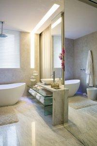 wyjątkowa łazienka w bardzo dobrym hotelu