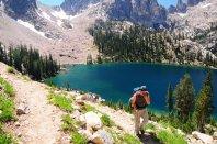 góry, wycieczka, turysta
