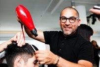 fryzjerskie grzebienie