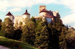 Pieniny - Zamek w Niedzicy