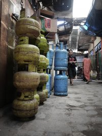 zbiorniki na gaz