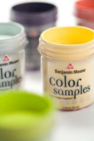 Color Samples   opakowanie